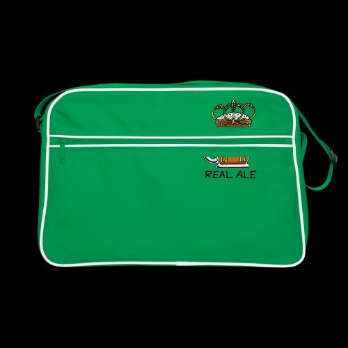 Real Ale - Retro Bag