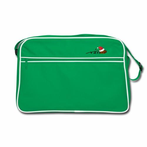 WeihnachtsMerch - Retro Tasche