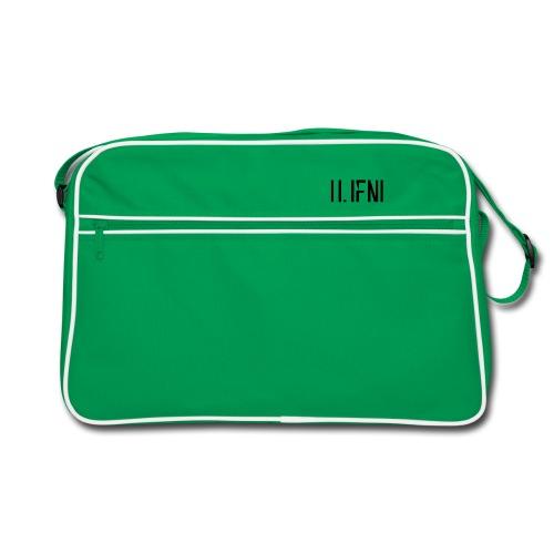 Ujeni Records logo - Retro Bag