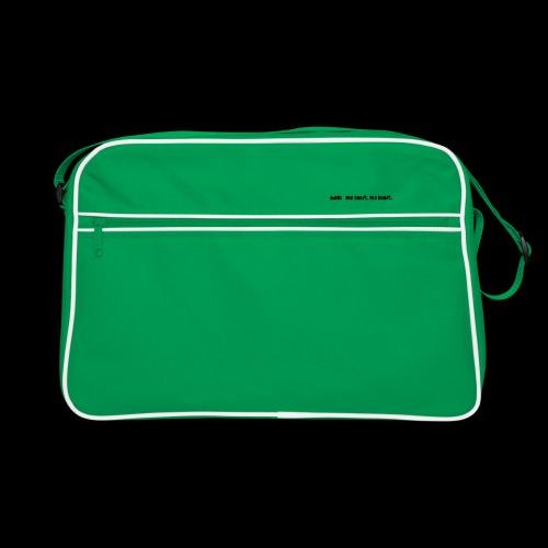 bling bling - Retro Tasche