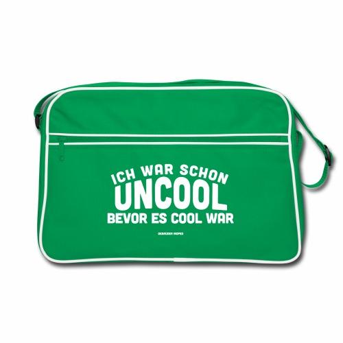 Uncool - Retro Tasche