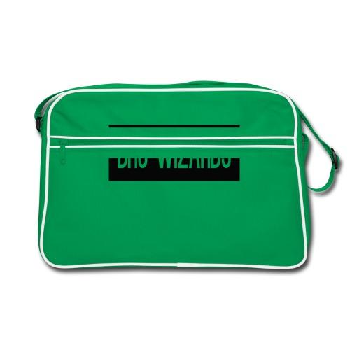 Browizardshoodie - Retro Bag