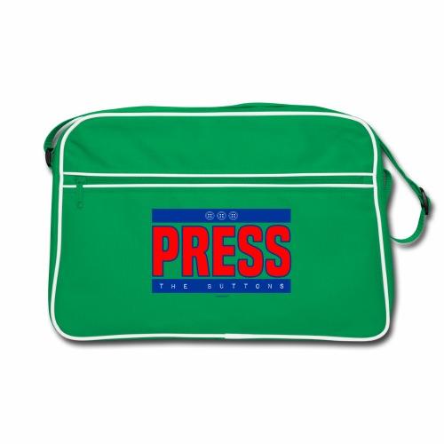 Press the buttons - Retro-tas