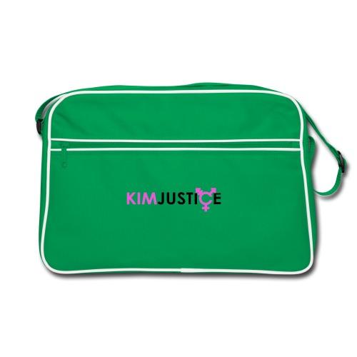 kimjustice-logo - Retro Bag