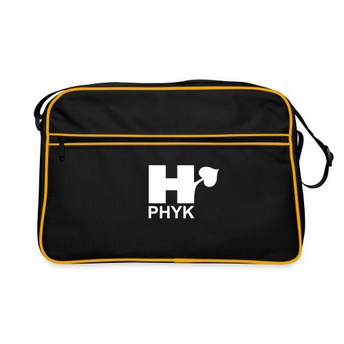PHYK H-logo - Retrolaukku