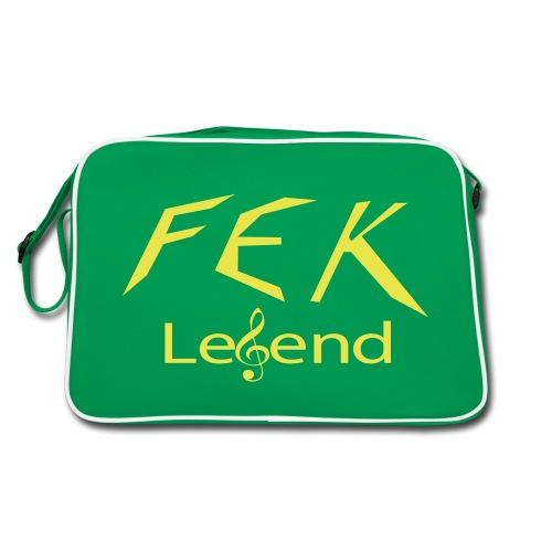 FEK Legend - Retro taske