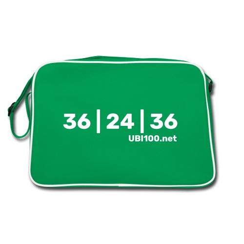 36   24   36 - UBI - Retro Bag