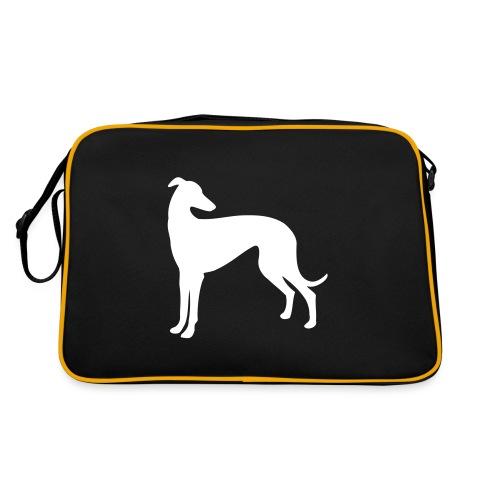 Greyhound - Retro Tasche
