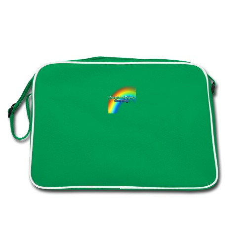 RainbowDave Gaming Logo - Retro Bag
