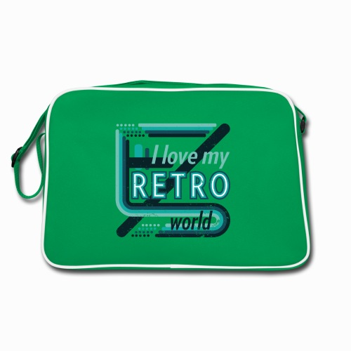 Retro world - Retro Bag