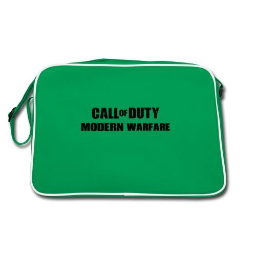 CoD Modern Warfare - Retro Tasche