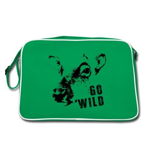 Go Wild - Retro Tasche