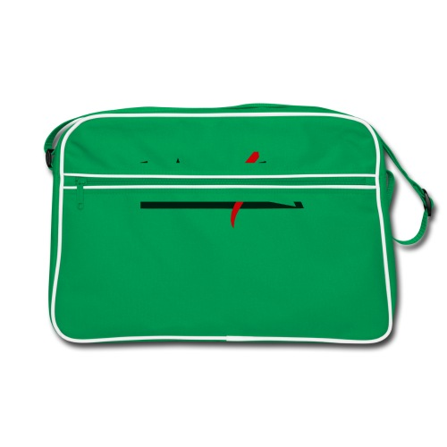 KVISK-Bag - Retro Tasche