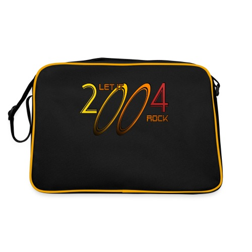 Let it Rock 2004 - Retro Tasche