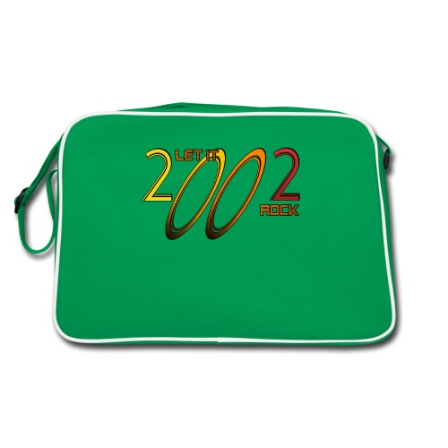 Let it Rock 2002 - Retro Tasche