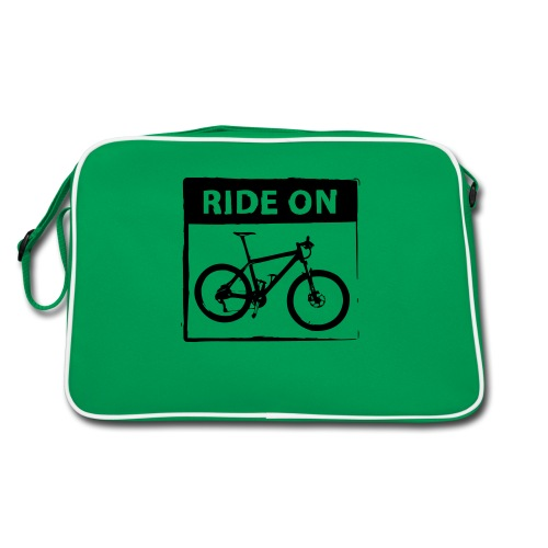 Ride On MTB 1 Color - Retro Tasche