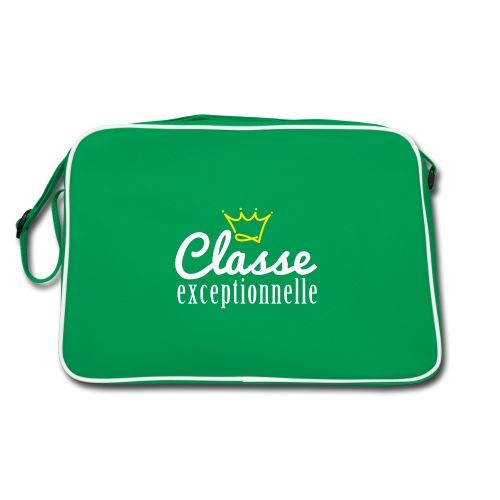 Classe exceptionnelle - Sac Retro