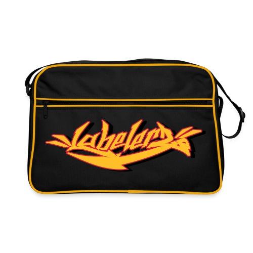 Labelerz Three - Retro Tasche