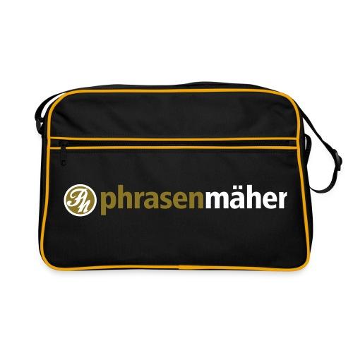 Phrasenmäher - Retro Tasche