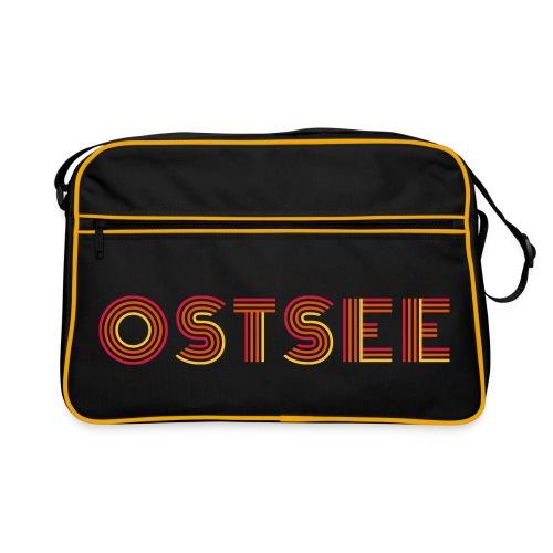 Ostsee Retro - Retro Tasche