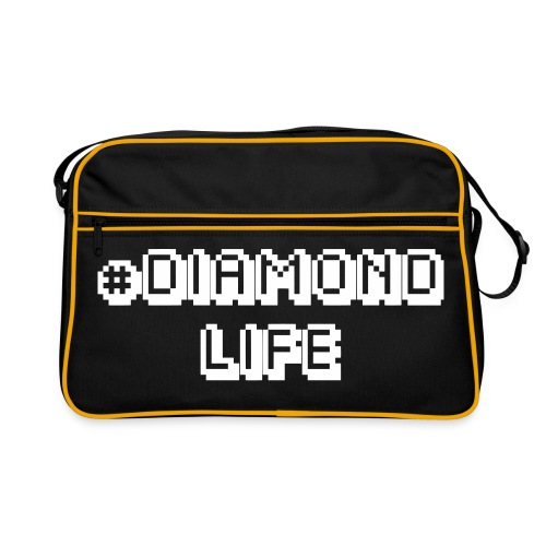 diamond life - Retro Bag