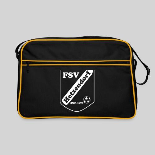 FSV Hetzendorf black - Retro Tasche