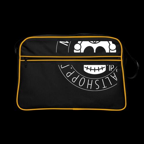 Basaltshopptasche - Retro Tasche