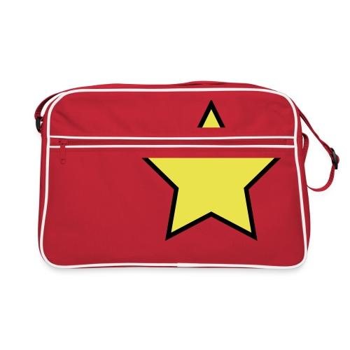 Star - Stjerne - Retro Bag