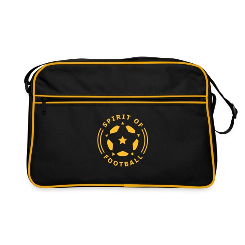 Spirit of Football Logo - Retro Bag