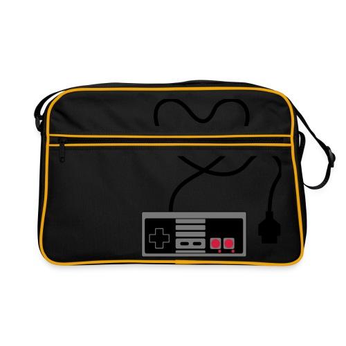 NES Controller Heart - Retro Bag
