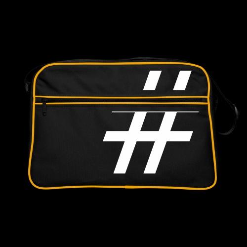 Hashtag Team - Retro Tasche