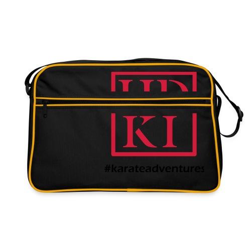 HDKI karateadventures - Retro Bag