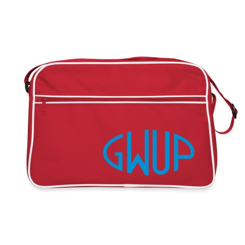 Logo GWUP 1 - Retro Tasche