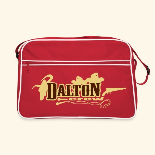 Dalton Crew Logo Classic - Sac Retro