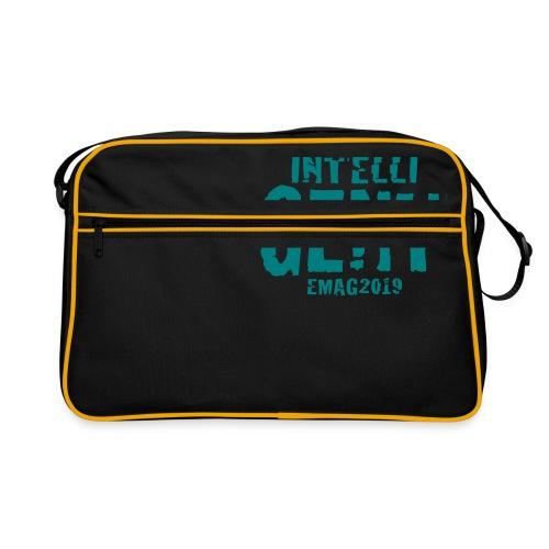 Intelli-Gent - Retro Bag