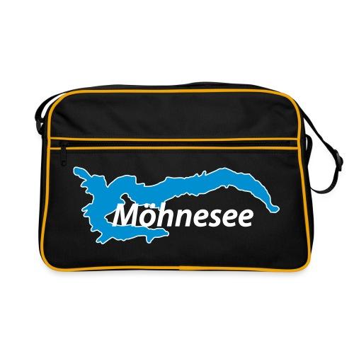Umhängetasche Möhnesee - Retro Tasche