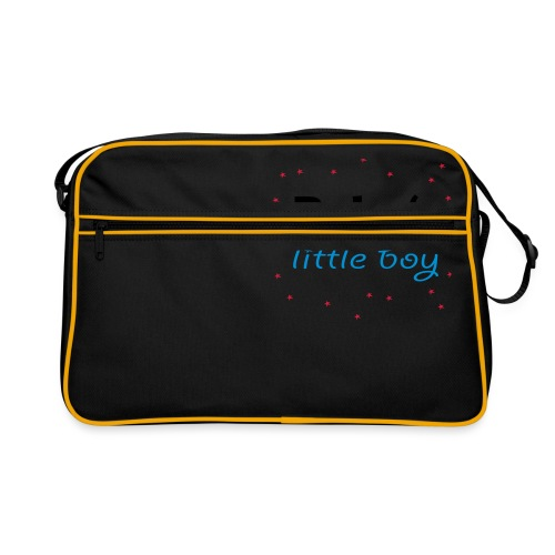 Baba's litte boy Babybody - Retro Tasche