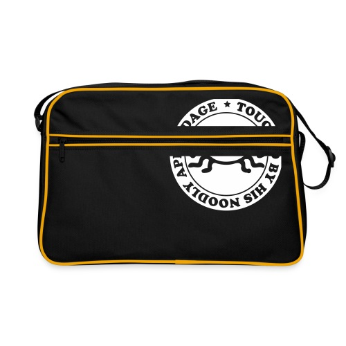 Touched by His Noodly Appendage - Retro Bag
