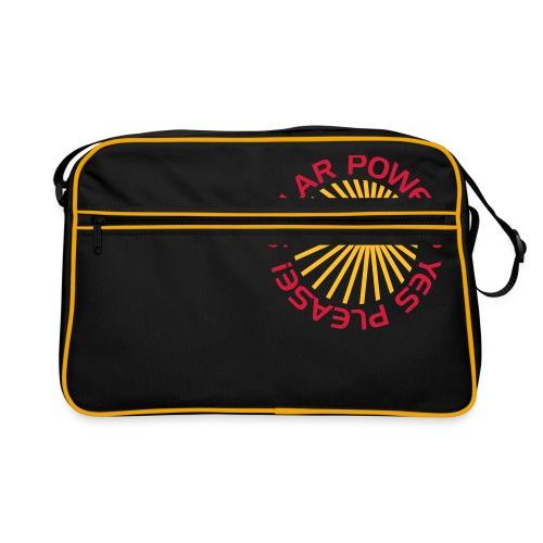 BD Solar Power - Retro Tasche