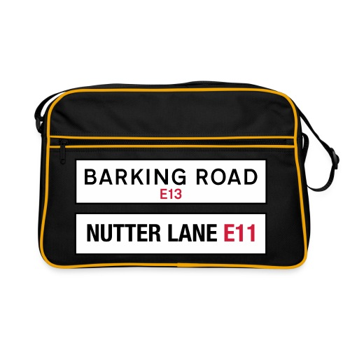 Barking Nutter - Retro Bag