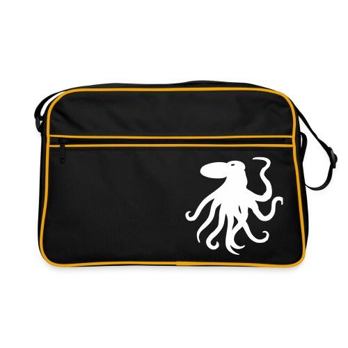 Oktopus Kanaloa - Retro Tasche