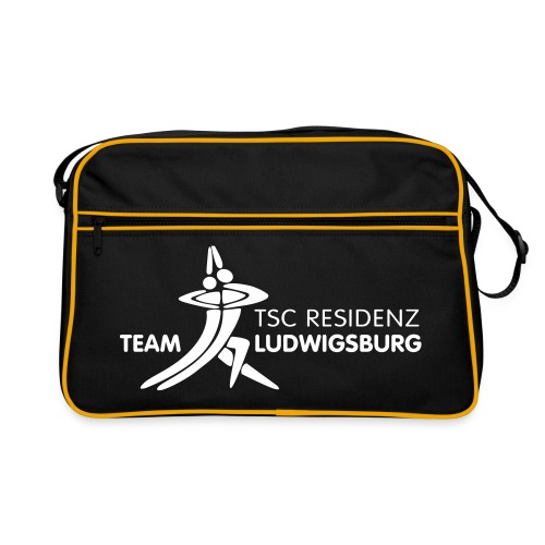 teamresidenzlogosw - Retro Tasche