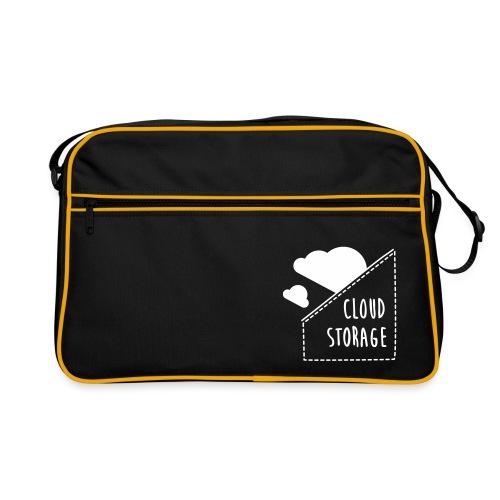 Cloud Storage - Retro Tasche