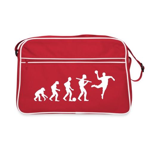 Evolution - Retro Tasche