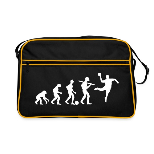Evolution - Retro Tasche