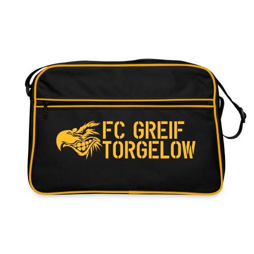 FC_Greif - Retro Tasche