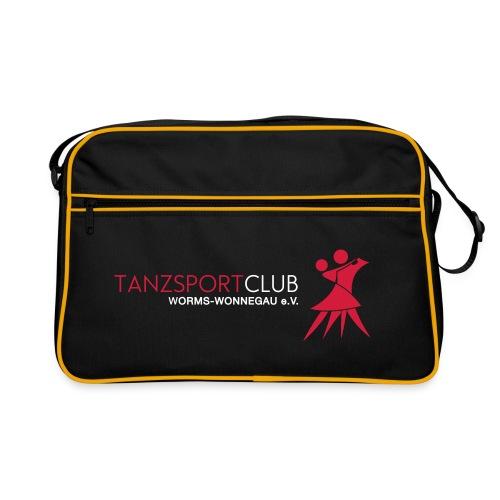 (Vector) TSC Worms Wonnegau Logo mit Schriftzug - Retro Tasche