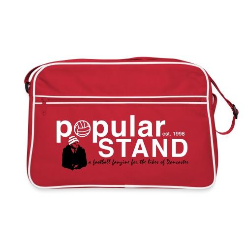 Popular Stand Mast Head 2 Colour - Retro Bag