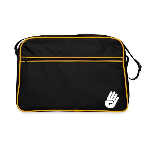 hand Black - Retro Tasche