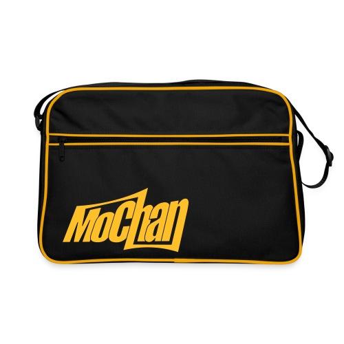 MoChan Logo Persp - Retro Bag